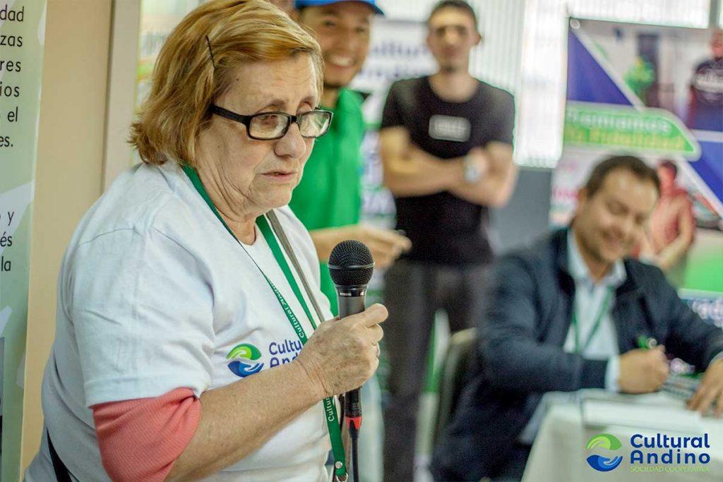 Cooperativa para pensionados en Bogotá