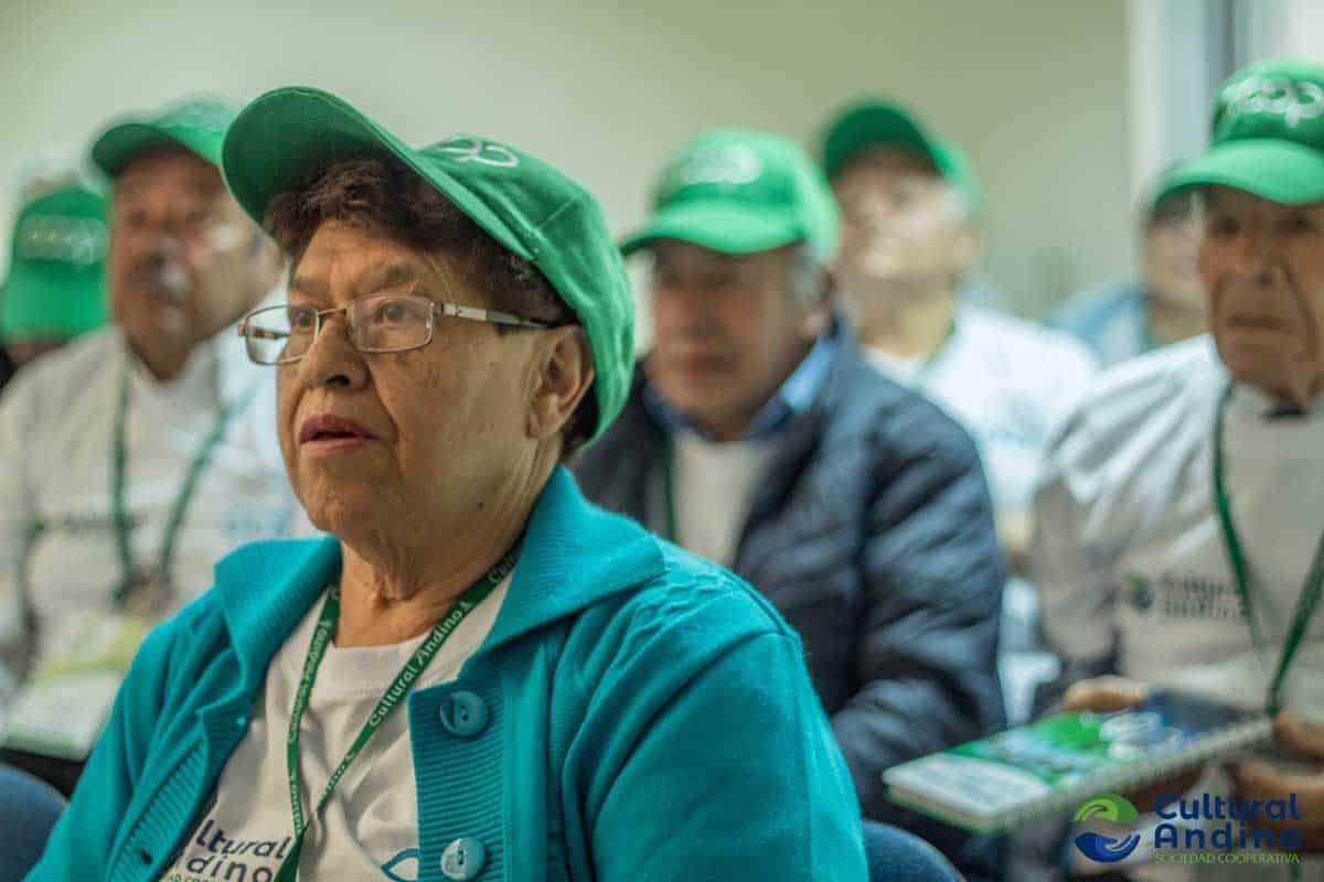 Cooperativas para pensionados en Bogota