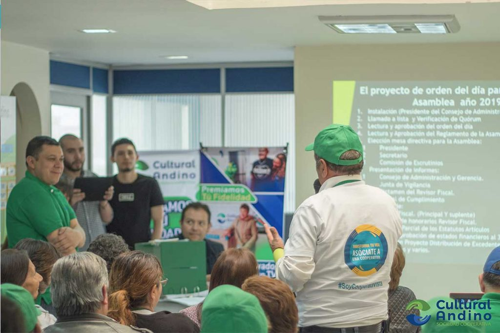 Cooperativa de pensionados Bogotá